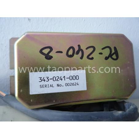Bloc de commande Komatsu 22U-06-22250 pour PC240NLC-8 · (SKU: 5345)