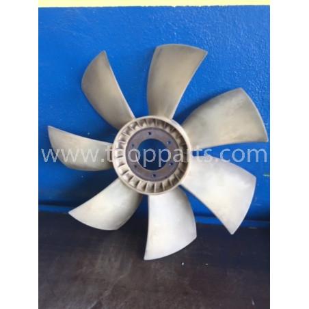 Ventilador Komatsu 419-03-33212 para WA320-5 · (SKU: 5409)