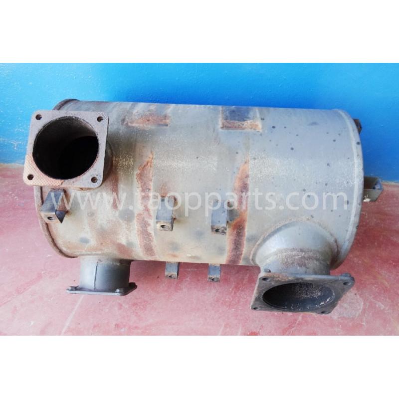 Silencioso usado 56B-02-11650 para Dumper Articulado Komatsu · (SKU: 3068)