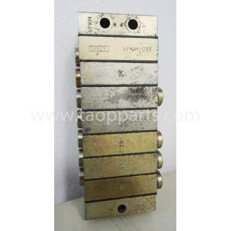 Distribuidor usado Komatsu 421-S96-H550 para WA500-3H · (SKU: 5429)