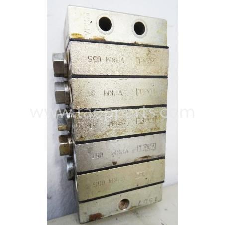 Distribuitor Komatsu 421-S96-H560 pentru WA500-3H · (SKU: 5430)