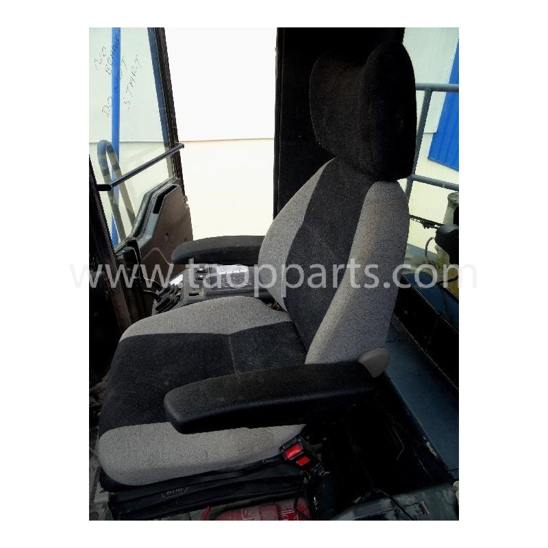 Asiento de conductor Komatsu 421-57-31111 para WA500-3H · (SKU: 5435)