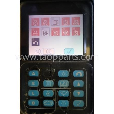 Tableau de bord Komatsu 7835-12-1007 pour PC340LC-7K · (SKU: 5553)