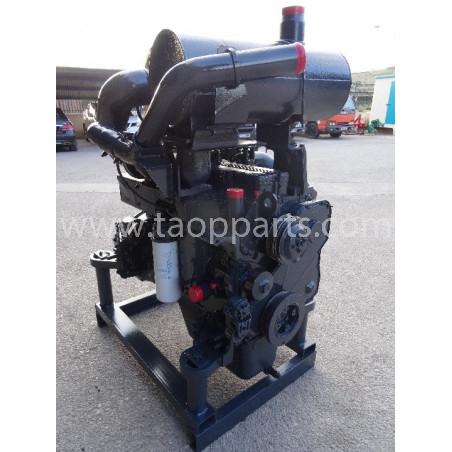 MOTOR Komatsu SAA6D114E-3 pentru D65PX-15E0 · (SKU: 5127)