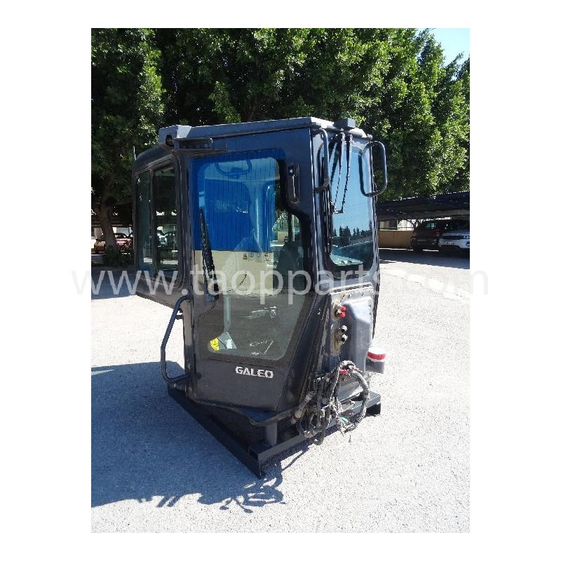 Komatsu Cab 17A-Z11-0043 for D65PX-15E0 · (SKU: 5110)
