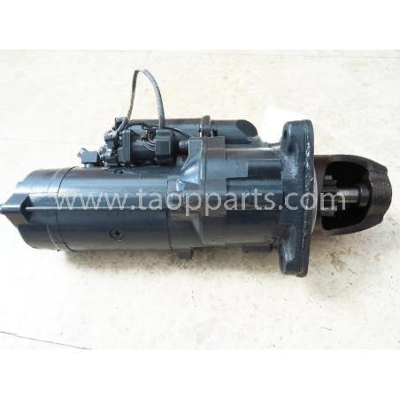 Motor eléctrico usado Komatsu 600-863-8111 para D65PX-15E0 · (SKU: 5565)