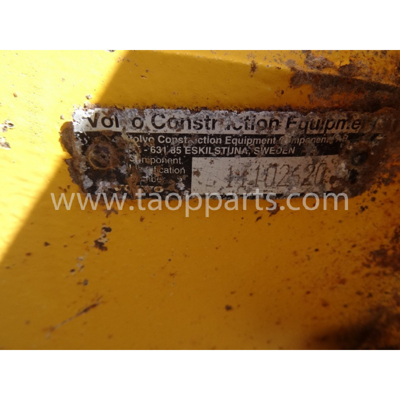 Differentiel Volvo 11102620 pour A40D · (SKU: 5021)