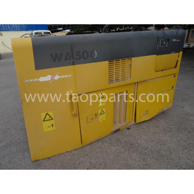 Capot Komatsu 425-Z84-2780 pour WA500-3H · (SKU: 5580)