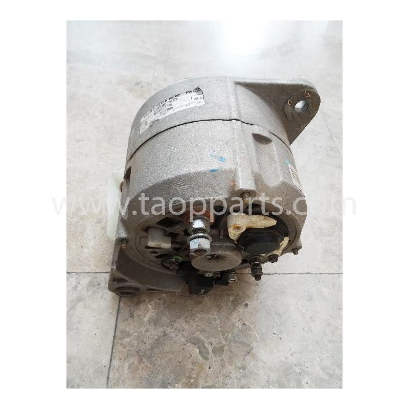 Alternador Volvo 3986428 para A40D · (SKU: 50538)