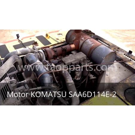 Komatsu PC340LC-7K