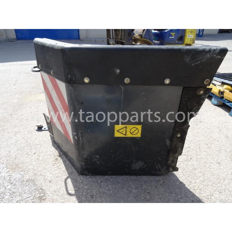 Guarda-barros Komatsu 421-54-44710 para WA470-6 · (SKU: 50614)