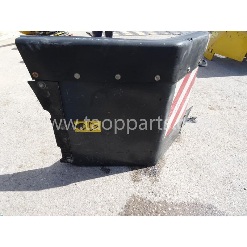Guarda-barros Komatsu 421-54-44720 para WA470-6 · (SKU: 50615)