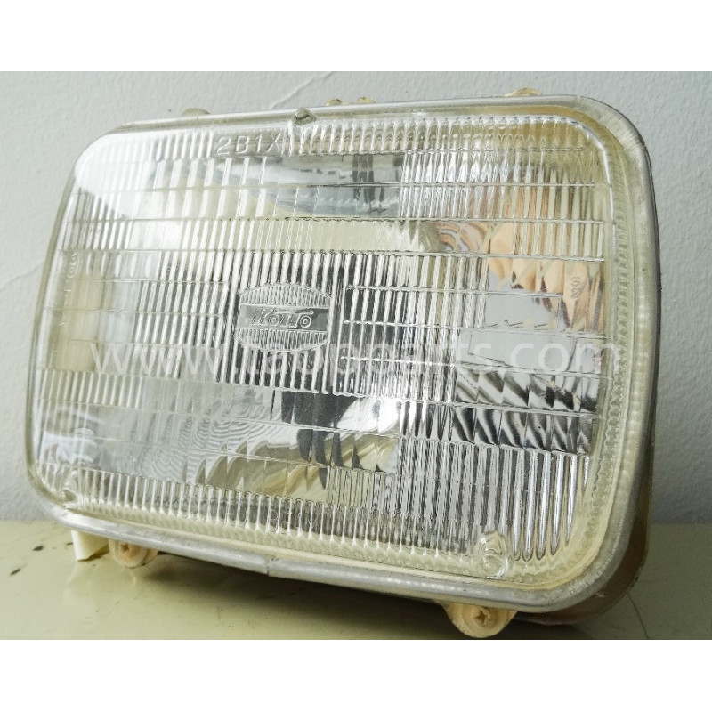 Komatsu Work lamp 421-06-13110 for WA600-1 · (SKU: 50640)
