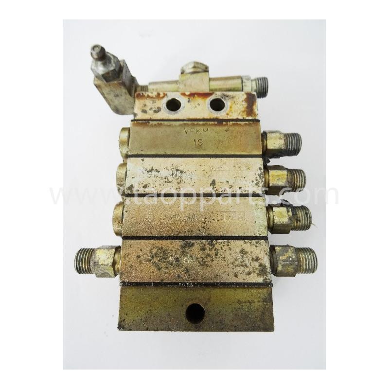 Distribuidor Komatsu 423-S95-H500 de Pala cargadora de neumáticos WA380-5H · (SKU: 50671)