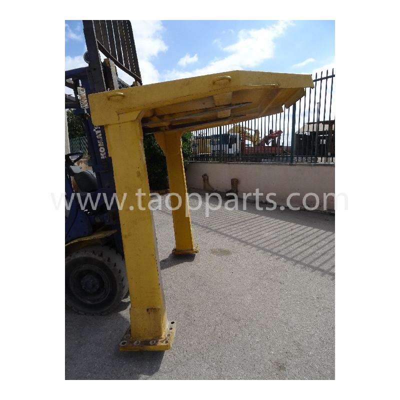 Rops canopy 425-957-H111 pour Chargeuse sur pneus Komatsu WA500-3H · (SKU: 50674)