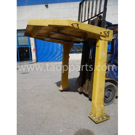 Rops canopy Komatsu 425-957-H111 pour WA500-3H · (SKU: 50674)