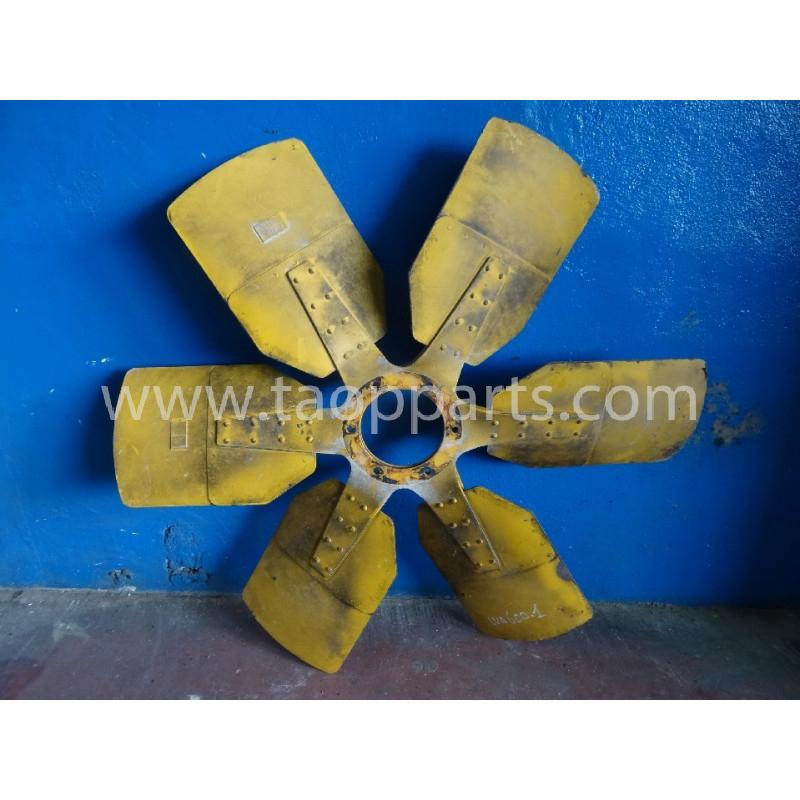Ventilador Komatsu 600-643-1120 para WA600-1 · (SKU: 50706)