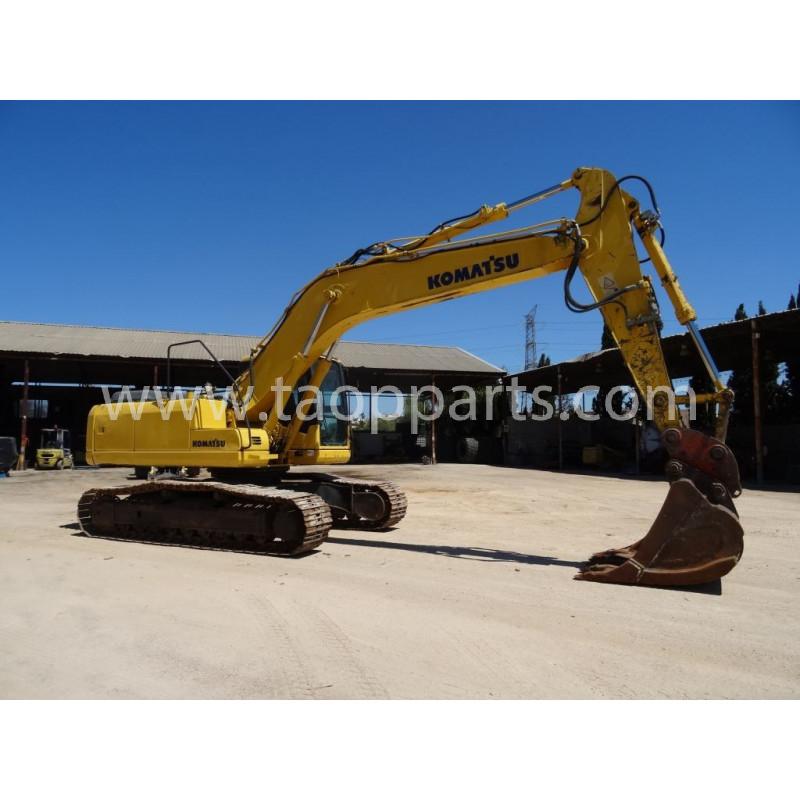 Excavadora de cadenas Komatsu PC210LC-7