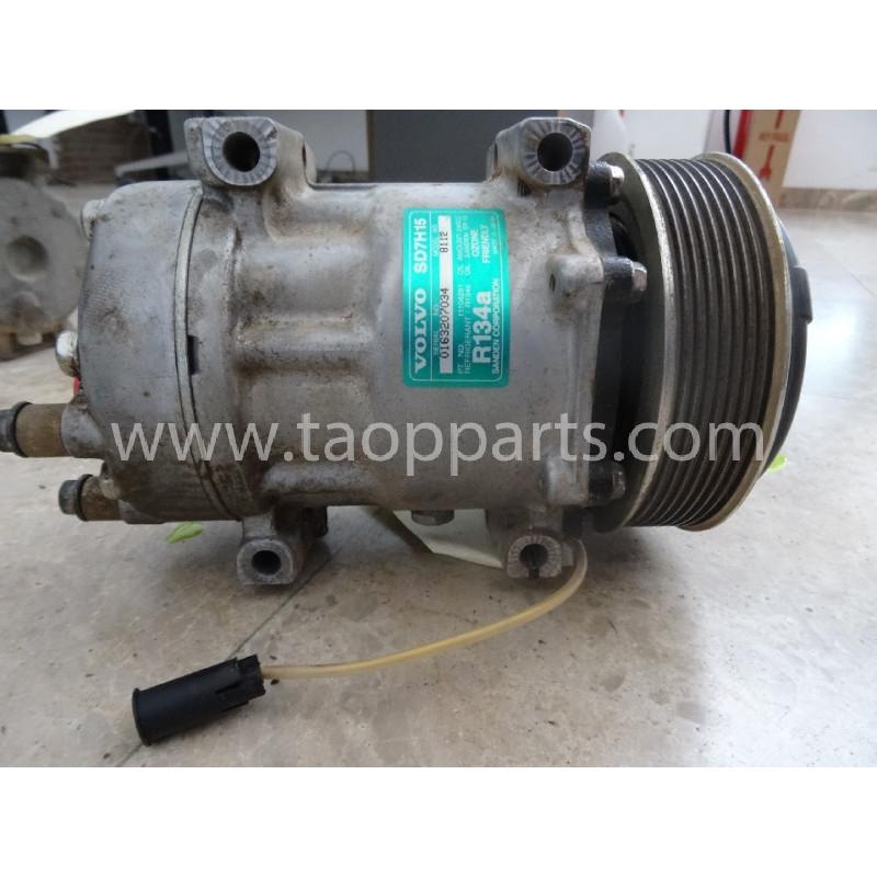 Compresor Volvo 11104251 para A40D · (SKU: 50847)