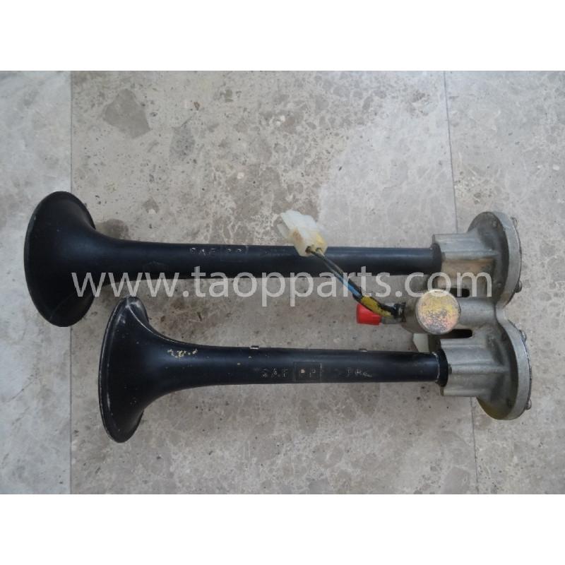 Klaxon Komatsu 281-34-13900 pour WA600-1 · (SKU: 50849)