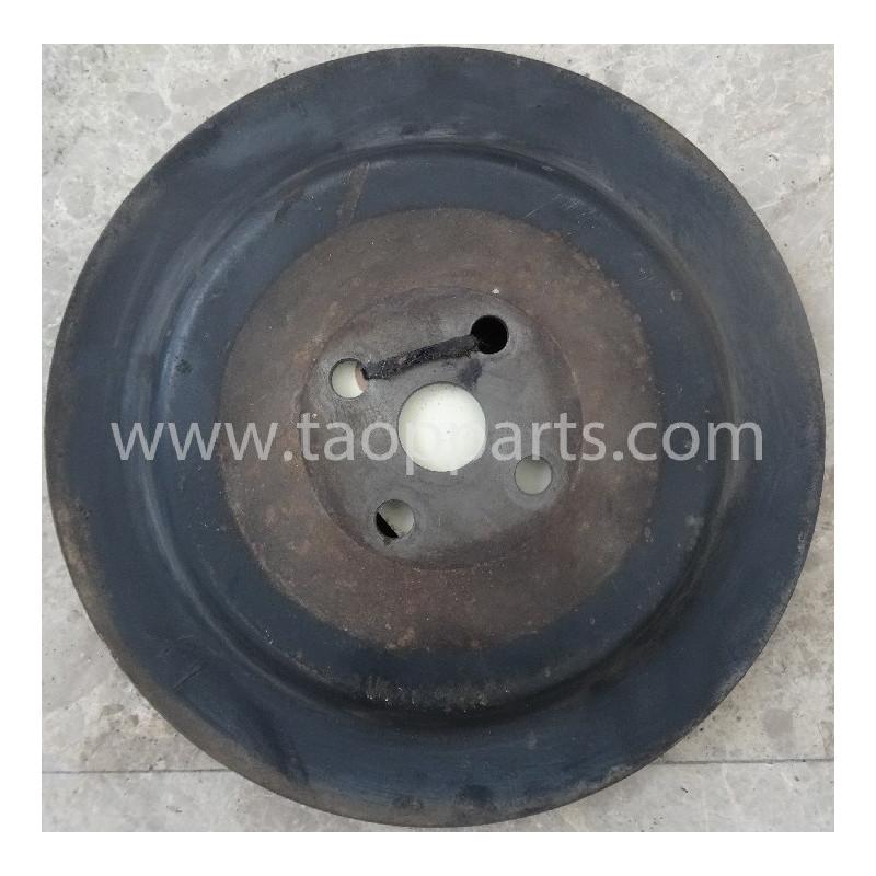 Polea del ventilador Komatsu 6743-91-6110 para PC340LC-7K · (SKU: 50851)