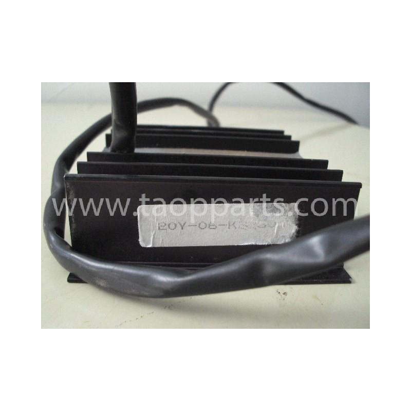 Controlador Komatsu 20Y-06-K2231 para PC450-6 ACTIVE PLUS · (SKU: 573)