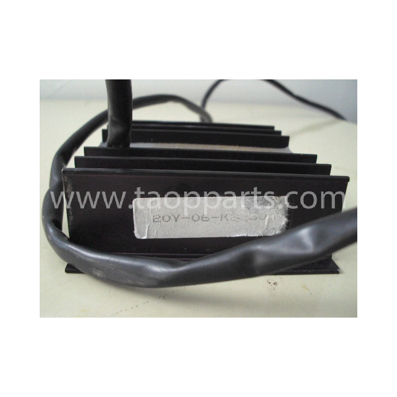 Komatsu Controller 20Y-06-K2231 for PC450-6 ACTIVE PLUS · (SKU: 573)