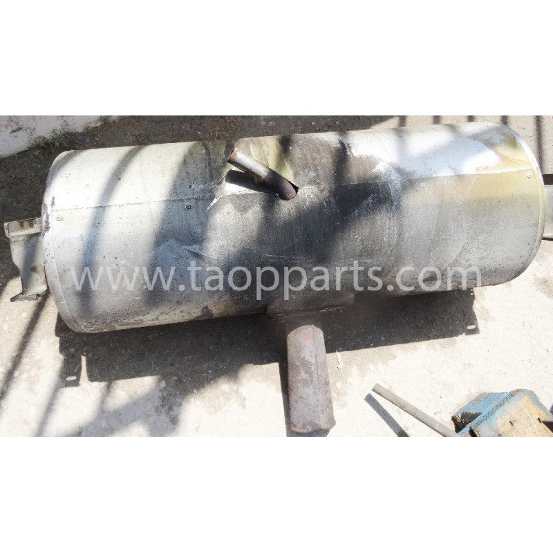 Volvo Muffler 11110269 for L120E · (SKU: 50883)