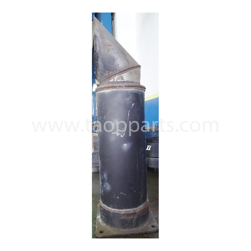 Echappement 425-02-H1111 pour Chargeuse sur pneus Komatsu WA500-3H · (SKU: 50911)