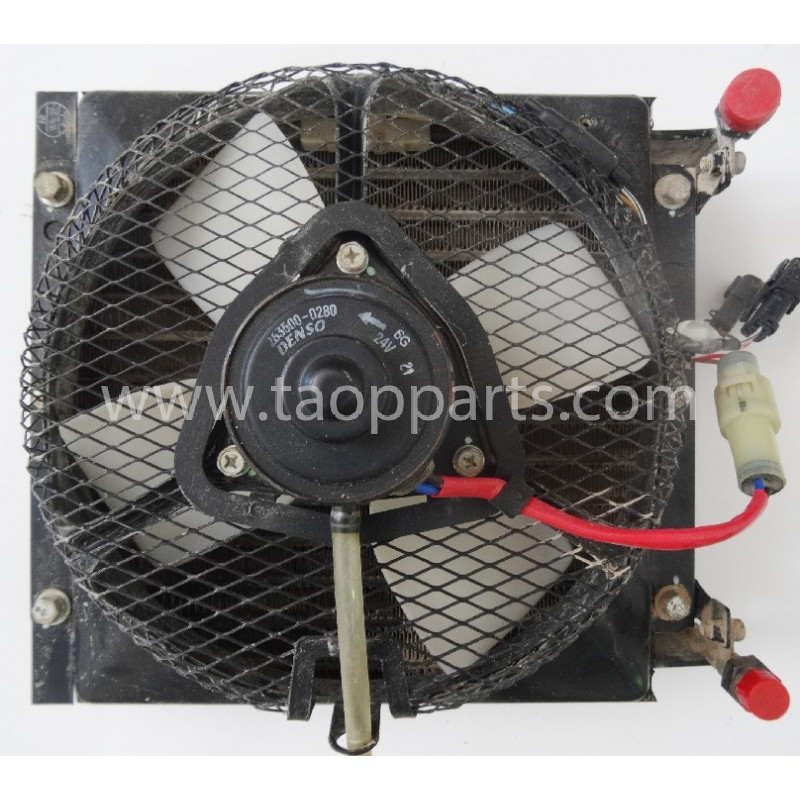 Ensemble ventilation Komatsu 425-07-21530 pour WA500-3 · (SKU: 50919)