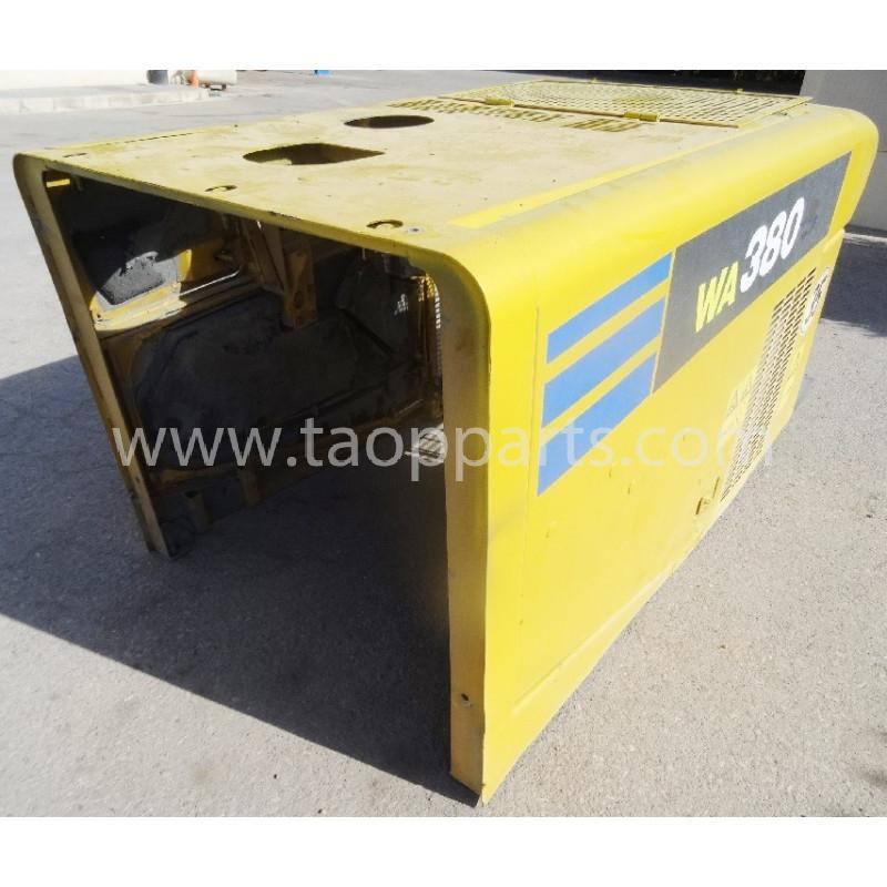 Capot Komatsu 424-54-H1D10 pour WA380-5 · (SKU: 50930)