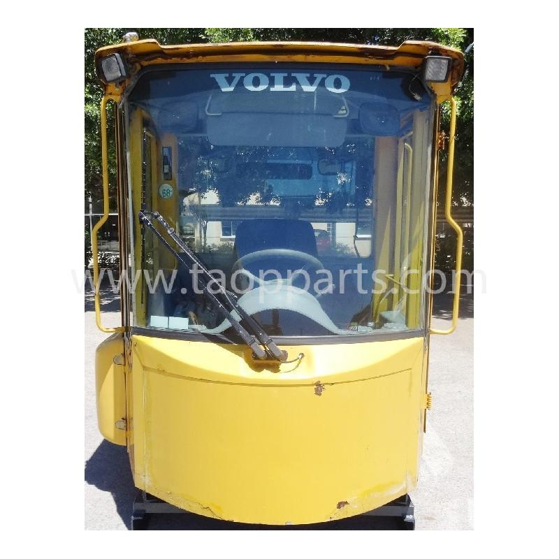Cabina usada 33357 para Pala cargadora de neumáticos Volvo · (SKU: 51034)