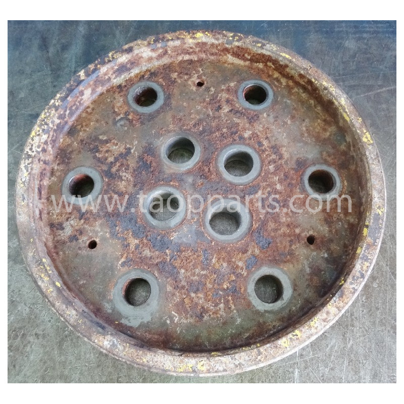 Tapa Komatsu 426-46-11520 de Pala cargadora de neumáticos WA500-3H · (SKU: 51043)
