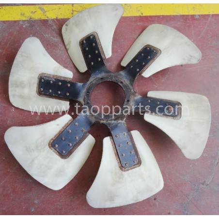 Ventilateur Komatsu 600-645-7120 pour WA500-6 · (SKU: 51053)