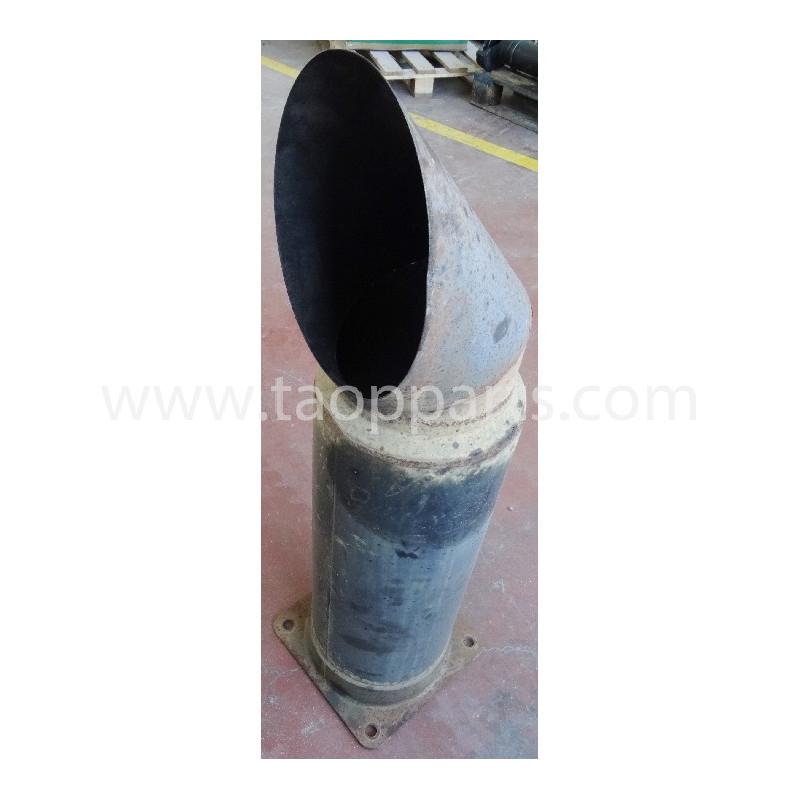 Echappement Komatsu 425-03-31111 pour Chargeuse sur pneus WA500-6 · (SKU: 51117)