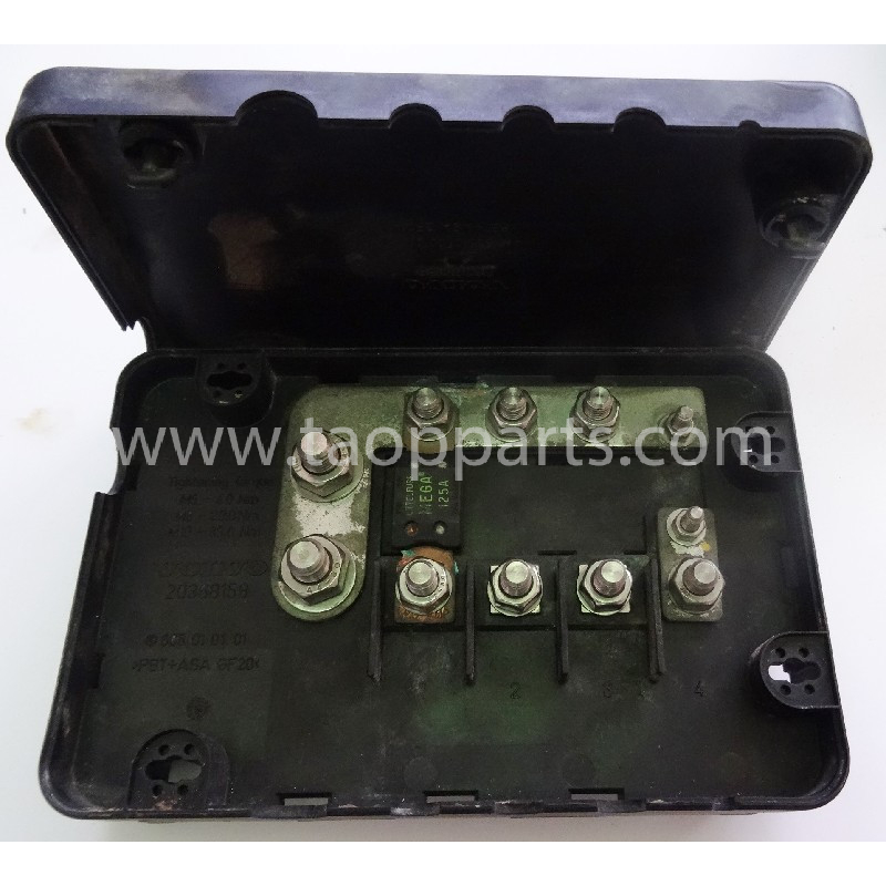 Volvo Fuse 11170016 for L110E · (SKU: 51203)