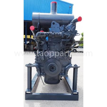 MOTOR usado Komatsu 6251-D0-0010 para WA470-6 · (SKU: 5476)