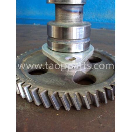 Arbol de levas usado 6210-41-1012 para Pala cargadora de neumáticos Komatsu · (SKU: 583)