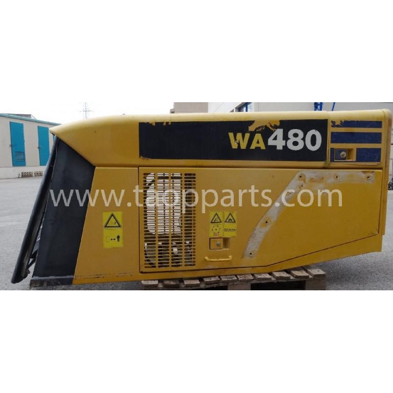Komatsu Door 421-54-H1900 for WA480-5H · (SKU: 51261)