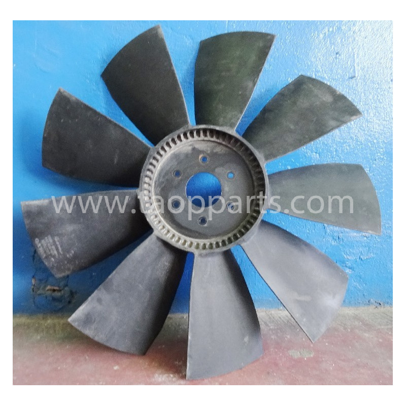 Volvo Fan 3827491 for L120E · (SKU: 51273)