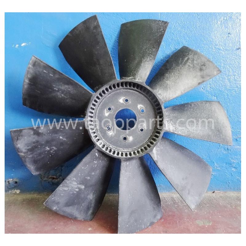 Ventilateur [usagé|usagée] 3827491 pour Chargeuse sur pneus Volvo · (SKU: 51274)
