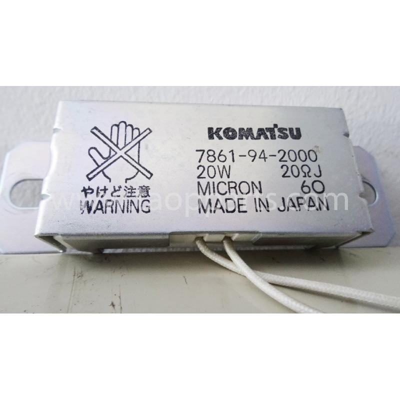Komatsu Controller 7861-94-2000 for PC240NLC-8 · (SKU: 5344)