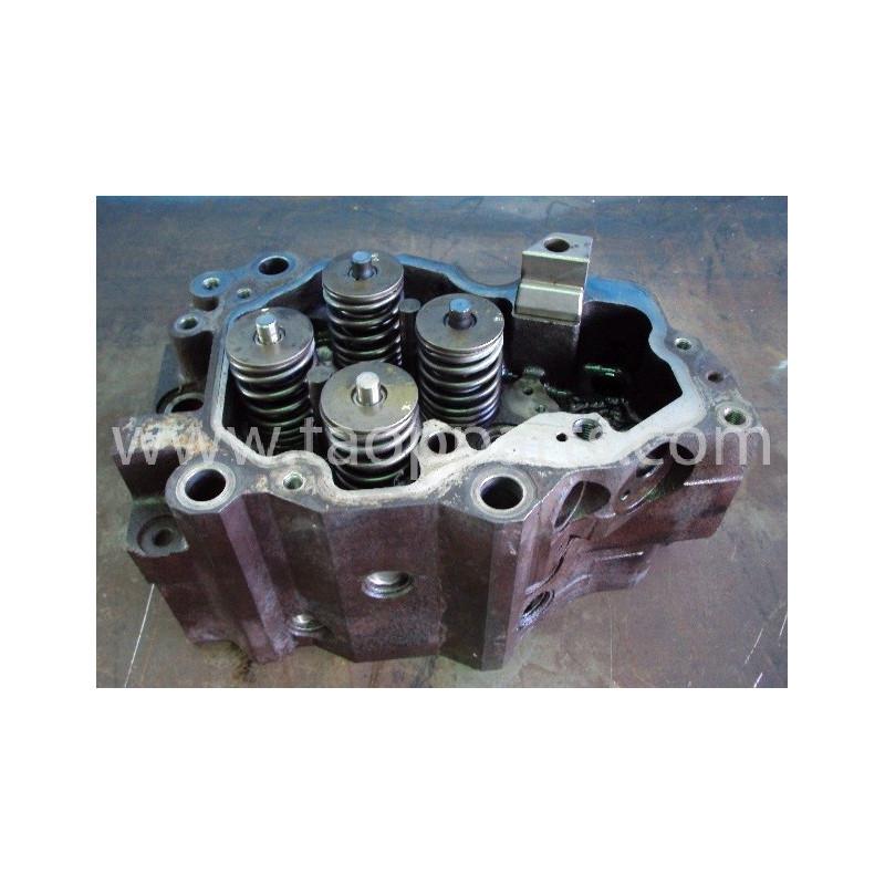 Komatsu Cylinder head 6218-11-1100 for WA500-3 · (SKU: 591)