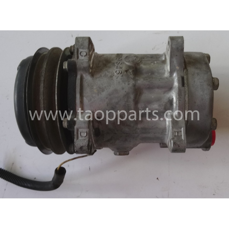 Volvo Compressor 11104419 for L120E · (SKU: 51362)