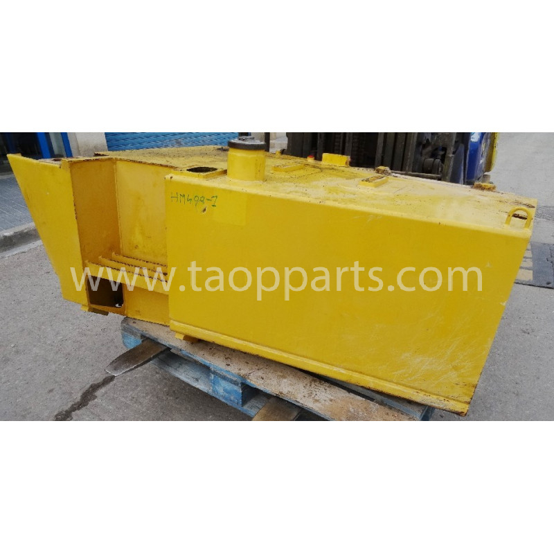 Deposito Gasoil Komatsu 56C-04-11112 para HM400-1 · (SKU: 2727)