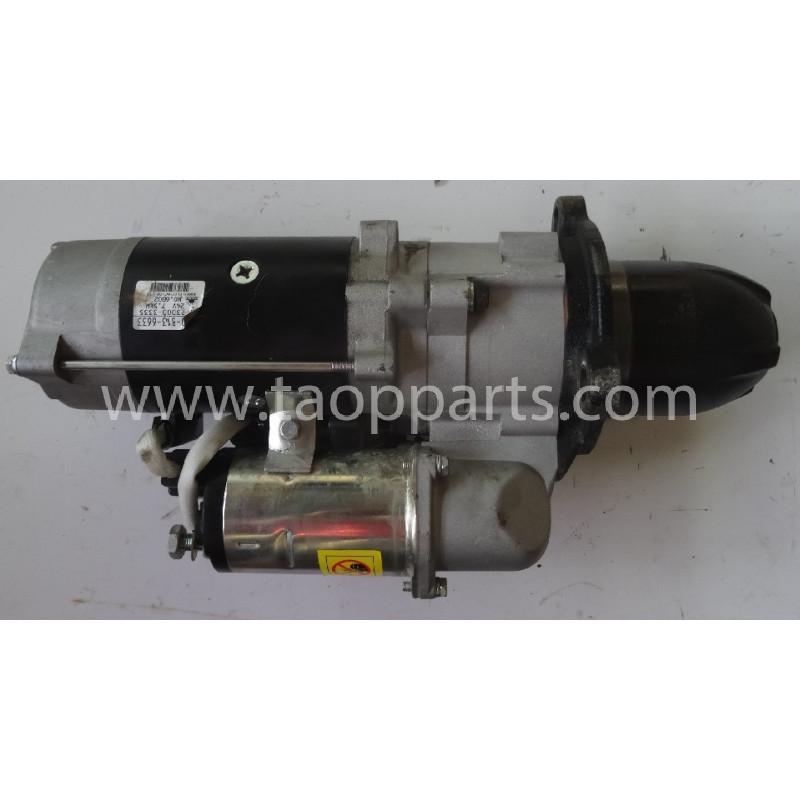 Motor eléctrico Komatsu 600-813-6633 para WA470-6 · (SKU: 51406)