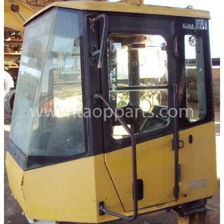 Komatsu Cab 421-56-H4E00 for WA470-5 · (SKU: 257)
