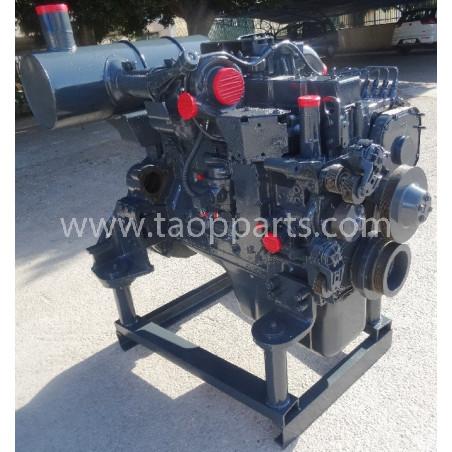 MOTOR Komatsu SAA6D114E-2 pentru PC340LC-7K · (SKU: 4863)