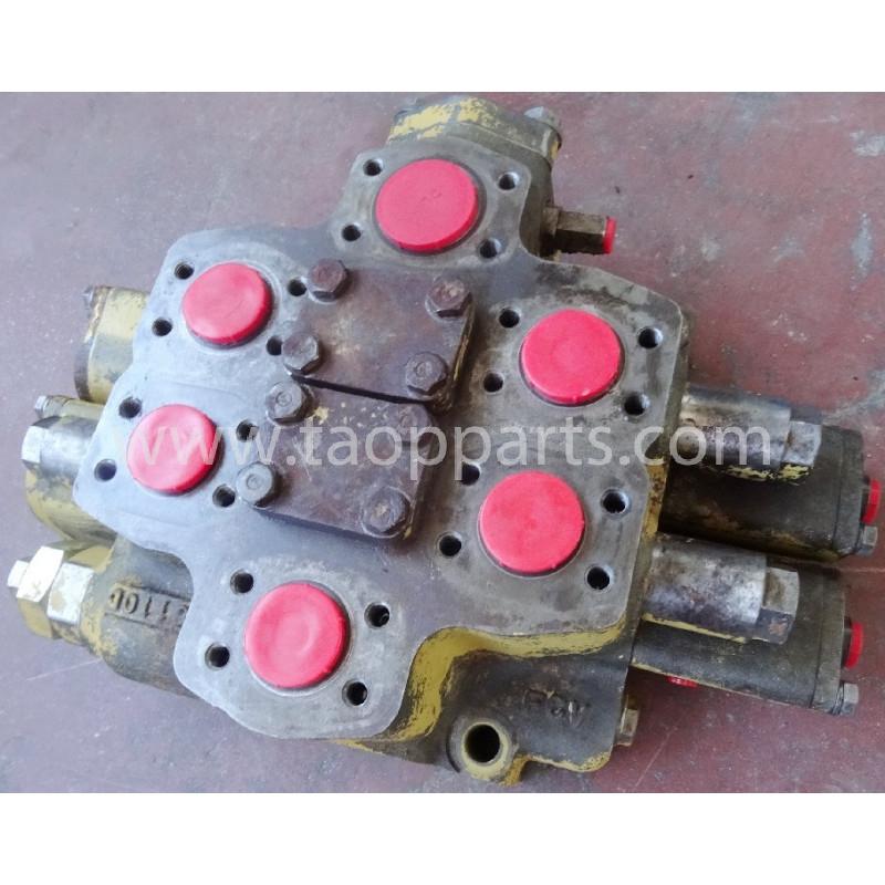 Distributeur Komatsu 709-12-11306 pour WA600-1 · (SKU: 51585)