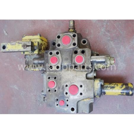 Distribuitor Komatsu 702-23-23001 pentru WA600-1 · (SKU: 4966)